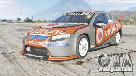 Ford Falcon V8 Supercar (FG) Team Vodafone para GTA 5