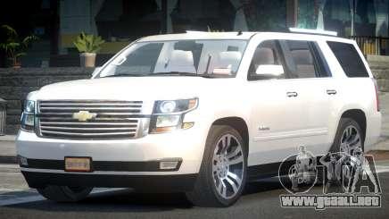 Chevrolet Tahoe ES para GTA 4