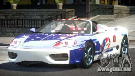 2005 Ferrari 360 GT L1 para GTA 4
