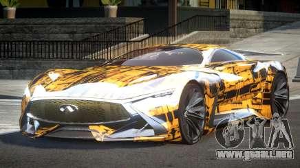 Infiniti Vision GT SC L1 para GTA 4