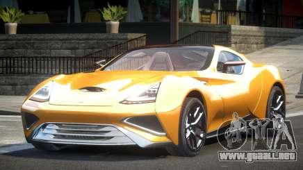 Icona Vulcano Titanium GT para GTA 4