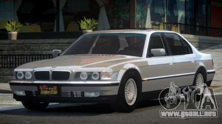 1998 BMW E38 750iL para GTA 4