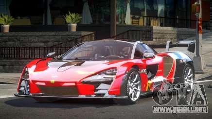 McLaren Senna R-Tuned L1 para GTA 4