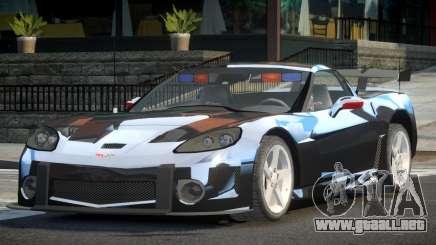 Chevrolet Corvette Cross V1.3 para GTA 4