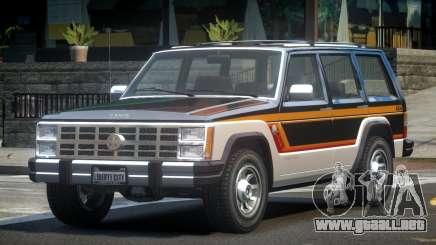 Canis Seminole Frontier L1 para GTA 4