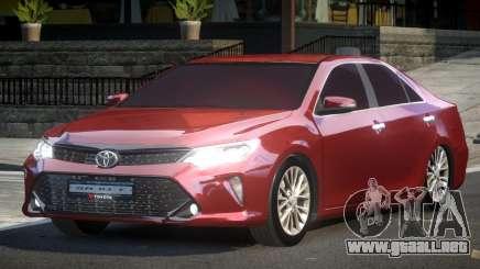 Toyota Camry ES para GTA 4