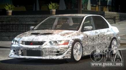 Mitsubishi Lancer VII SP PJ2 para GTA 4