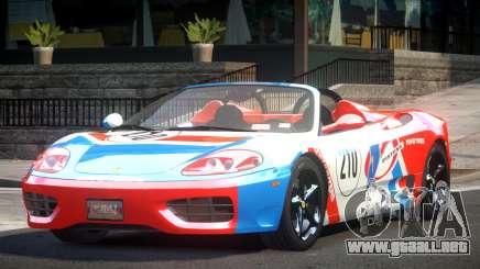 2005 Ferrari 360 GT L3 para GTA 4