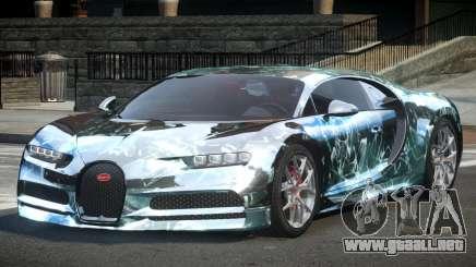 Bugatti Chiron ES L6 para GTA 4