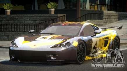 Ascari A10 Racing L2 para GTA 4