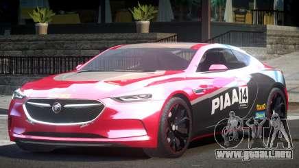 Buick Avista R-Tuned L3 para GTA 4