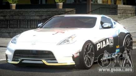 Nissan 370Z N-Style L10 para GTA 4
