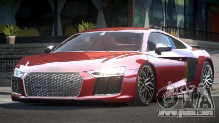 Audi R8 SP Racing para GTA 4