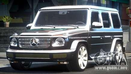 Mercedes-Benz G350D para GTA 4