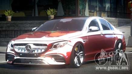 Mercedes-AMG E63S W213 para GTA 4