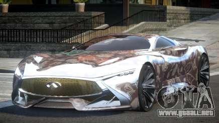 Infiniti Vision GT SC L9 para GTA 4