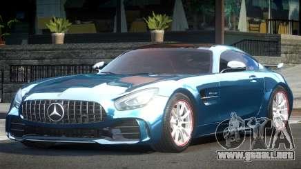 Mercedes-Benz AMG GT para GTA 4