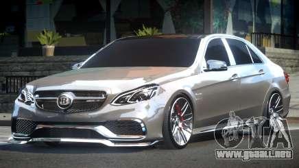 Mercedes-Benz S63 Brabus para GTA 4