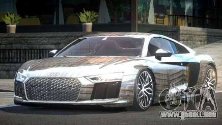 Audi R8 SP Racing L4 para GTA 4