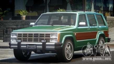 Canis Seminole Frontier para GTA 4