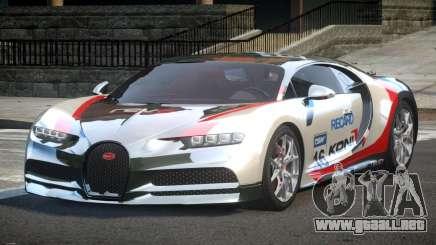 Bugatti Chiron ES L7 para GTA 4