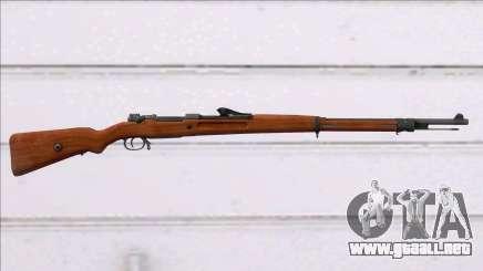 Screaming Steel Gewehr-98 para GTA San Andreas