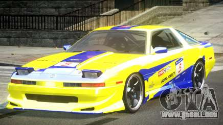 Toyota Supra GS Drift L7 para GTA 4