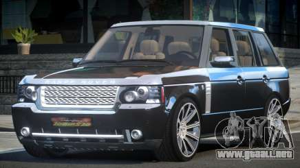 Range Rover Supercharged GS para GTA 4