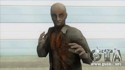 Zombies From RE Outbreak And Chronicles V8 para GTA San Andreas