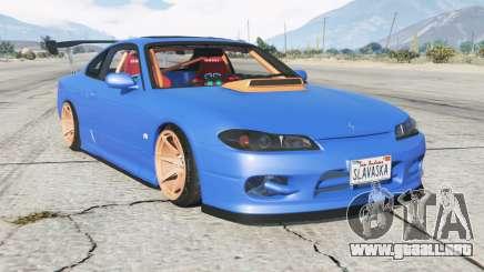 Nissan Silvia (S15) para GTA 5