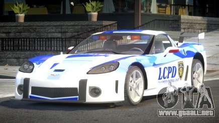 Chevrolet Corvette Cross V1.2 para GTA 4