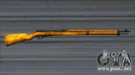 Rising Storm 1 Type-99 Rifle para GTA San Andreas