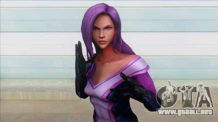 Marvel Future Fight - Psylocke (Disassembled) para GTA San Andreas