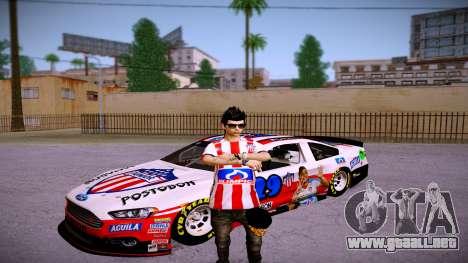 Skin Sornero Modo Junior FC para GTA San Andreas