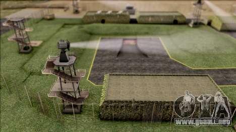 Area 69 HDR Texture para GTA San Andreas
