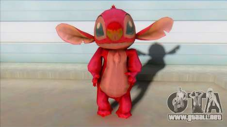 Leroy from Lilo & Stitch para GTA San Andreas