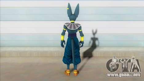 Sebas from Anime War para GTA San Andreas