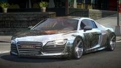 Audi R8 BS TFSI L8 para GTA 4