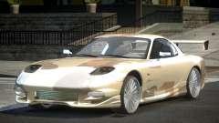 Mazda RX-7 PSI Racing PJ4 para GTA 4