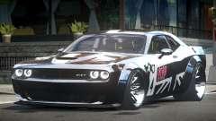 Dodge Challenger BS Drift L7 para GTA 4