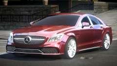 Mercedes Benz CLS ES para GTA 4