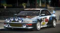 1998 Subaru Impreza RC PJ3 para GTA 4