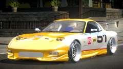 Mazda RX-7 SP Racing L7 para GTA 4
