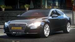 2014 Audi A7 ES para GTA 4