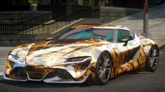 Toyota FT-1 GT L1 para GTA 4