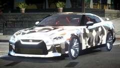 Nissan GTR PSI Drift L2 para GTA 4