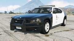 Dodge Charger (LX) Police para GTA 5