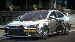 Mitsubishi Evolution X L4