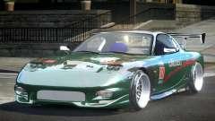 Mazda RX-7 SP Racing L1 para GTA 4