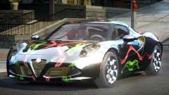 Alfa Romeo 4C SR PJ10